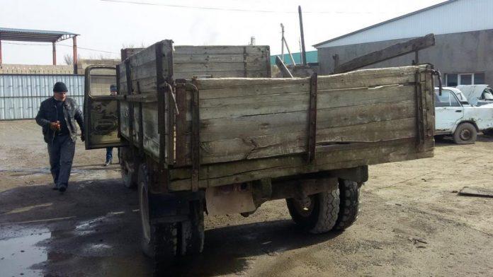 В Шымкенте на переплавку отправили ГАЗ-51, прослуживший без малого 70 лет