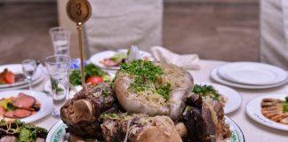Блюда казахской кухни