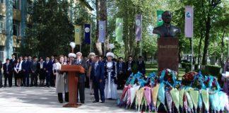 Высший колледж назван именем Манапа Утебаева