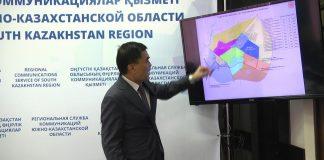 Чем живет Туркестан, рассказал аким города