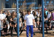 "конкурс ""Challenge Street Workout KZ"""