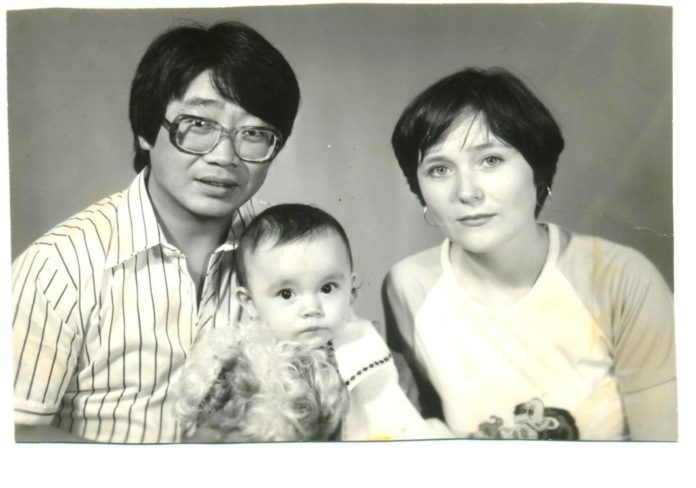 Семья Ким