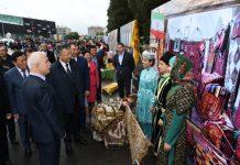 Выставка этно-культурных центров в Шымкенте