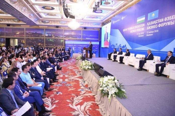 Бизнес форум прошел в Шымкенте