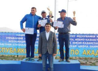 Кубок Казахстана по академической гребле завершился в Шымкенте