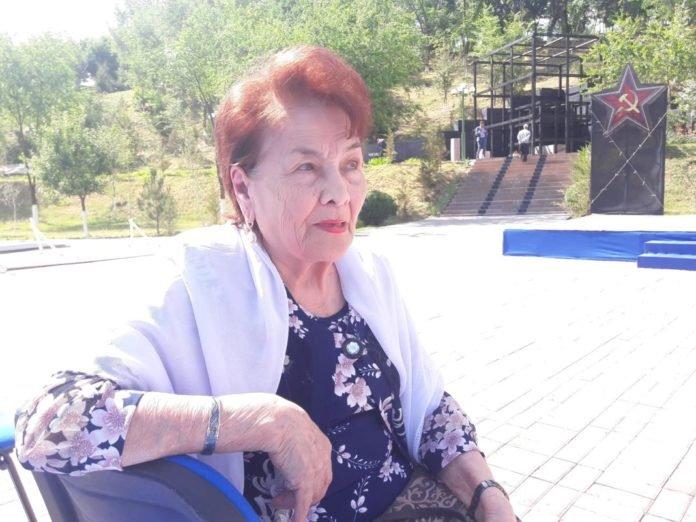 Раиса Оразалыевна Джандосова