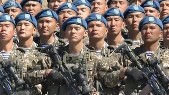 2,5 тысячи призывников проводили в армию из ЮКО