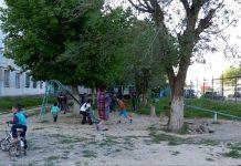 Детскую площадку и благоустроенный двор требуют шымкентцы