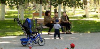 После несчастного случая в парке Металлургов Шымкента запрещено кататься не велосипедах