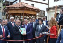 В Турции открылась выставка «Наследие Яссави и Туркестан»