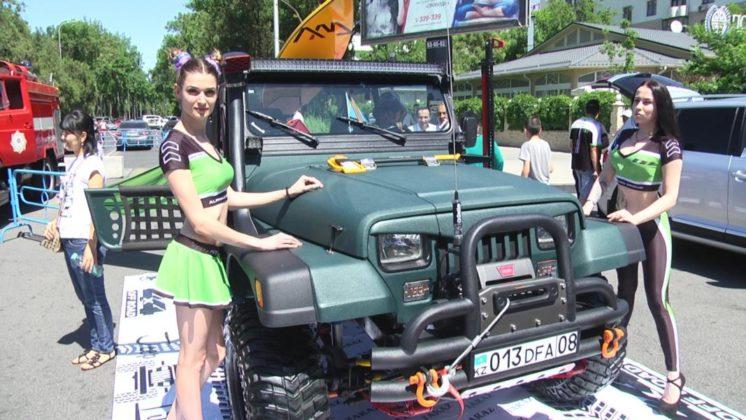 Чемпионат Казахстана по автозвуку «АМТ Казахстан 2018»