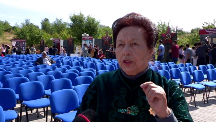 Светлана Борисовна Тыныбаева