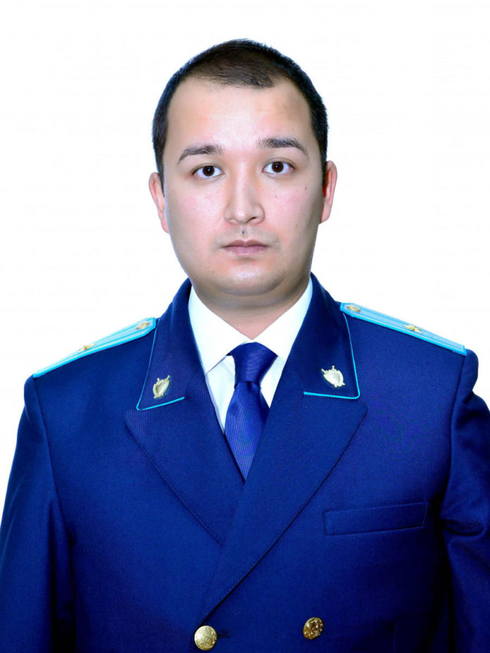 Прокурор Байдибекского района