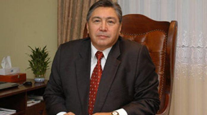 Рашид Ибраев