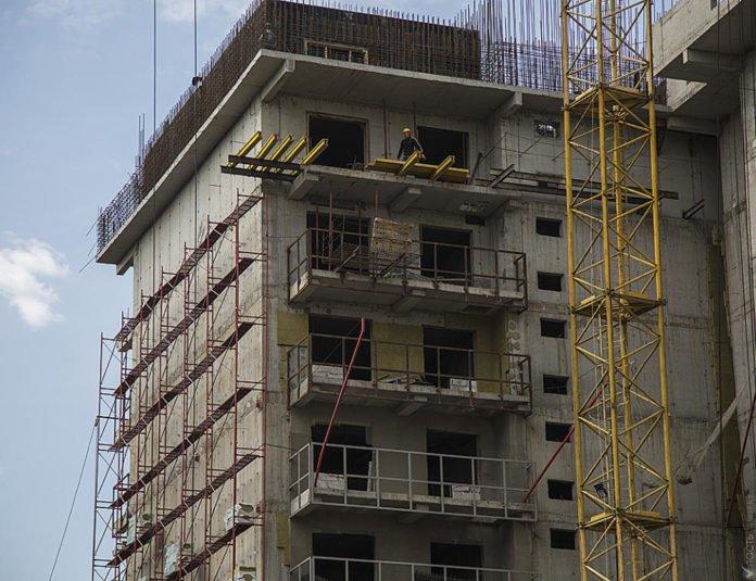 Строительство жилья. Высотное строительство