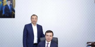 Руководитель аппарата акима Шымкента