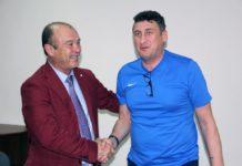 Кахабер Цхададзе - главный тренер «Ордабасы»