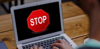 блокирование сайтов