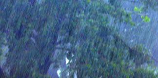 Дождь. Гроза
