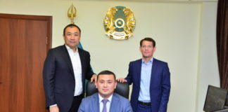 Нурлан Сауранбаев. Эльдар Нуралиев. Габит Мауленкулов