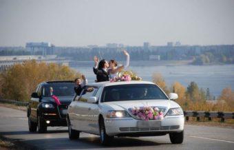 Свадебный кортеж: за что может наказать полиция