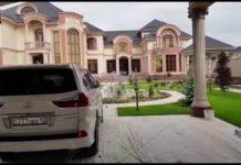 Частный дом арестованного Нуржана Тенлибаева