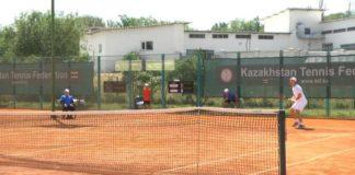 международный турнир по теннису Shymkent Challenger
