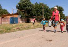 Два месяца изнывают от жажды из-за дефицита питьевой воды жители Первомаевки