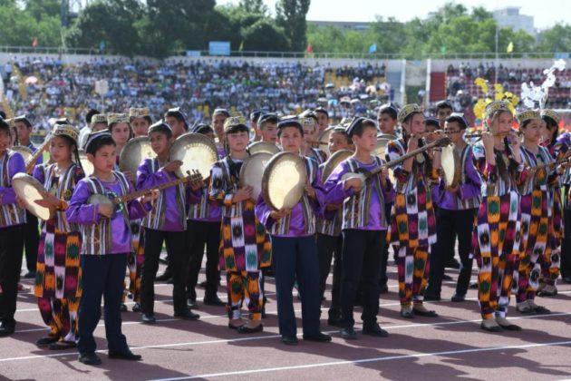 Парад Шабыт