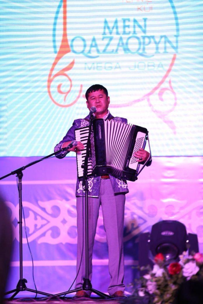 В ЮКО завершился областной отборочный этап конкурса «MEN QAZAQPYN»