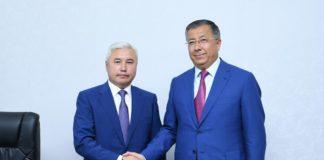 Кайрат Нукенов назначен на должность первого заместителя акима Туркестанской области
