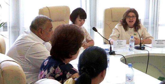 епутат Мажилиса Парламента РК Наталья Жумадильдаева