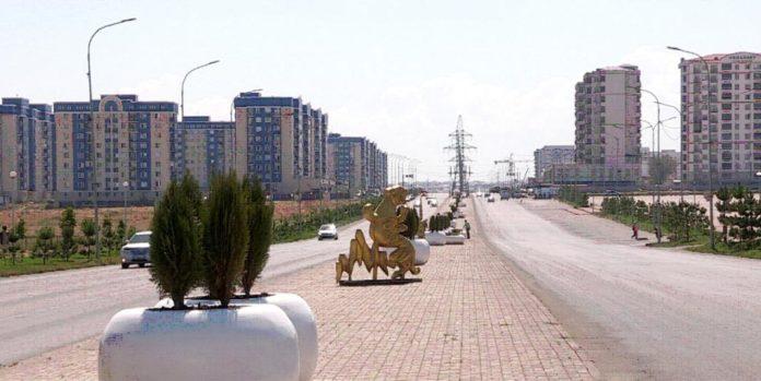 Проспект Астана