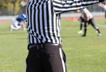 Футбольный судья