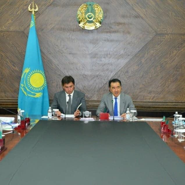 Премьер-министру РК представили перспективные проекты развития Шымкента