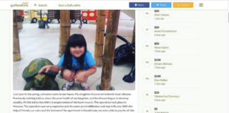 сбор пожертвований на лечение восьмилетней Лиоры Алиевой