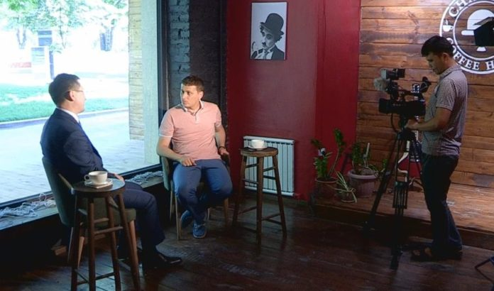 О будущем Шымкента рассказывает Рашид Аюпов, советник акима г. Шымкента