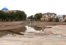 В Шымкенте проблему озера-болота нужно решать кардинально