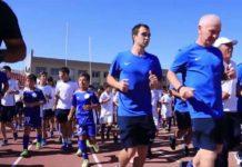 «Ордабасы» пробежал «Президентскую милю», поддержав отечественные клубы в еврокубках