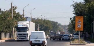 По улице Сайрамской вновь открыто автомобильное движение