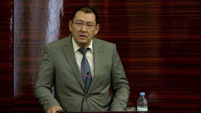 Куанышбек Сапарбеков