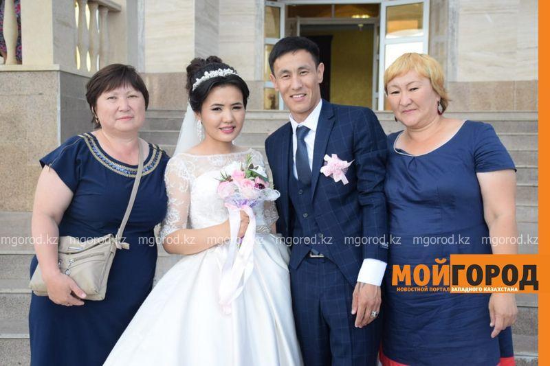 свадьба Абзала АДИЛОВА