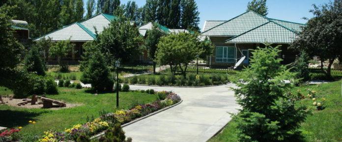 Коттедж Иссык-куль