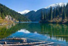 50 лучших туристических мест Казахстана