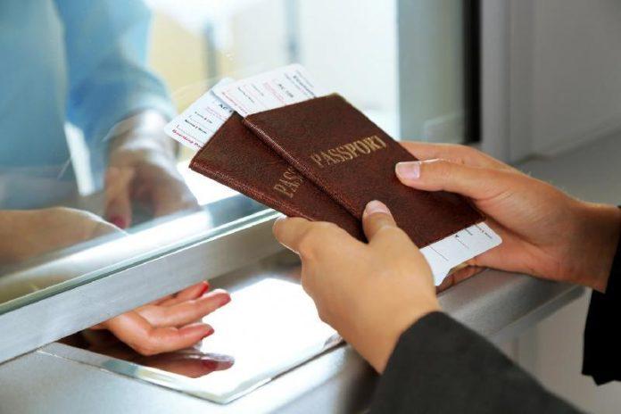 красный паспорт