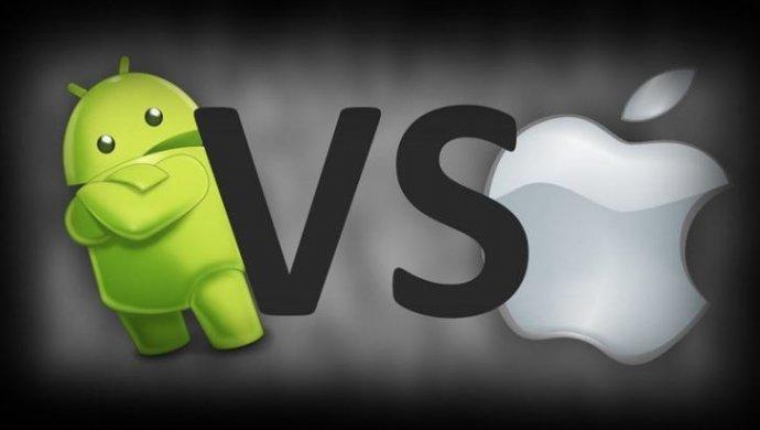 Пользователи iPhone и Android