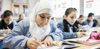 хиджабы в школе