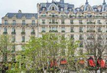 Дом в Париже