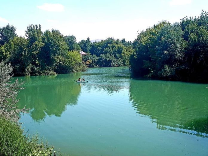 Какие тайны хранит в себе озеро в Састобе