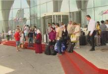 Казахстанцев выселяют из элитной гостиницы в Батуми